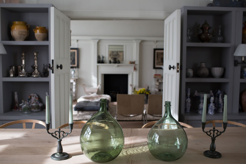 Andrea Breuer-Weil interior design services